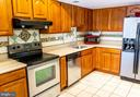 Kitchen - 12736 SESAME SEED CT, GERMANTOWN