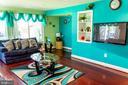 Living Room - 12736 SESAME SEED CT, GERMANTOWN
