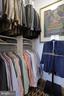 Master Walk-in Closet - view 1 - 1200 N NASH ST #824, ARLINGTON