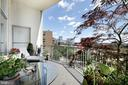 Balcony - 1200 N NASH ST #824, ARLINGTON
