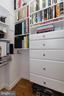 Walk-in Closet for Bedroom 2 - 1200 N NASH ST #824, ARLINGTON