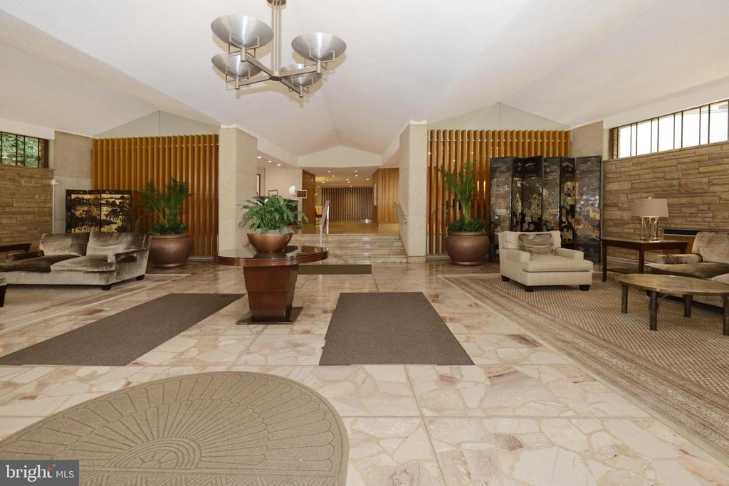 The Prospect House Lobby - 1200 N NASH ST #824, ARLINGTON