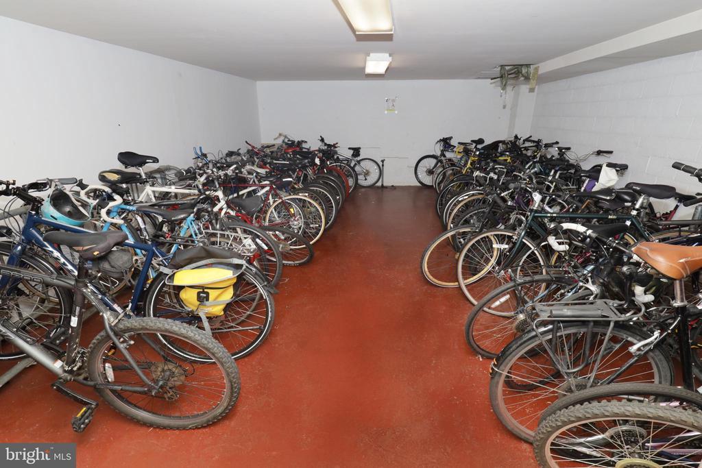 The Prospect House Bicycle Storage Room - 1200 N NASH ST #824, ARLINGTON