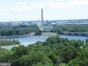 View from the Deck - 1200 N NASH ST #824, ARLINGTON
