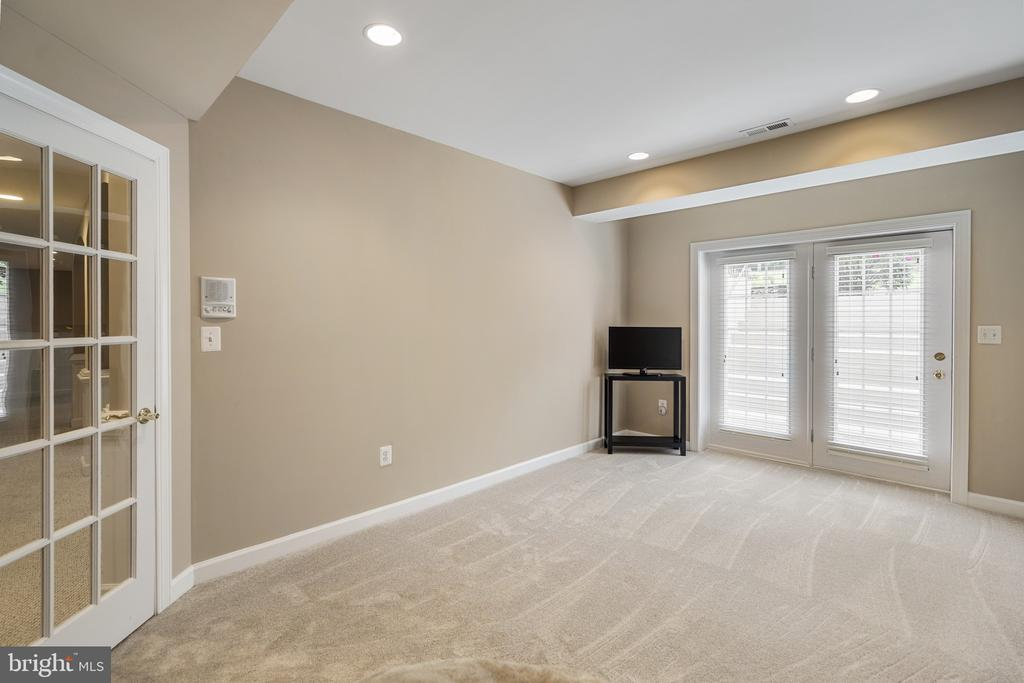 Lower Level Bedroom - 40243 FEATHERBED LN, LOVETTSVILLE