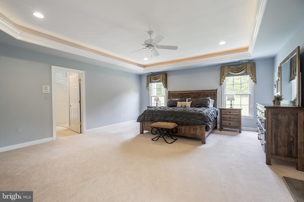 Master Bedroom - 40243 FEATHERBED LN, LOVETTSVILLE