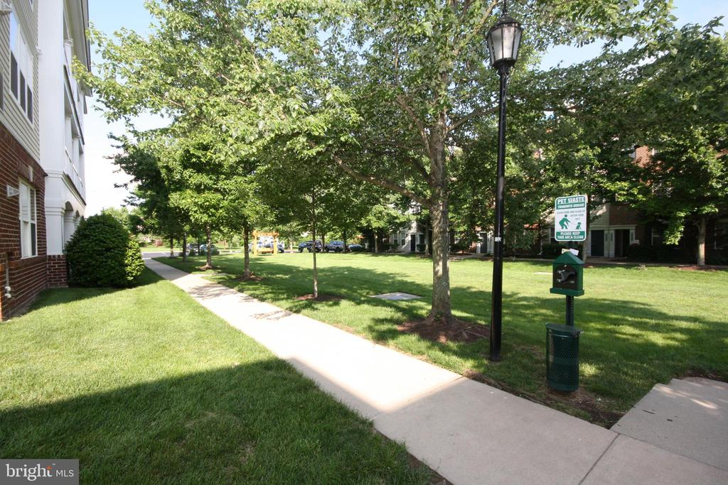 LIghted Sidewalks Throughout - 22691 BLUE ELDER TER #204, BRAMBLETON