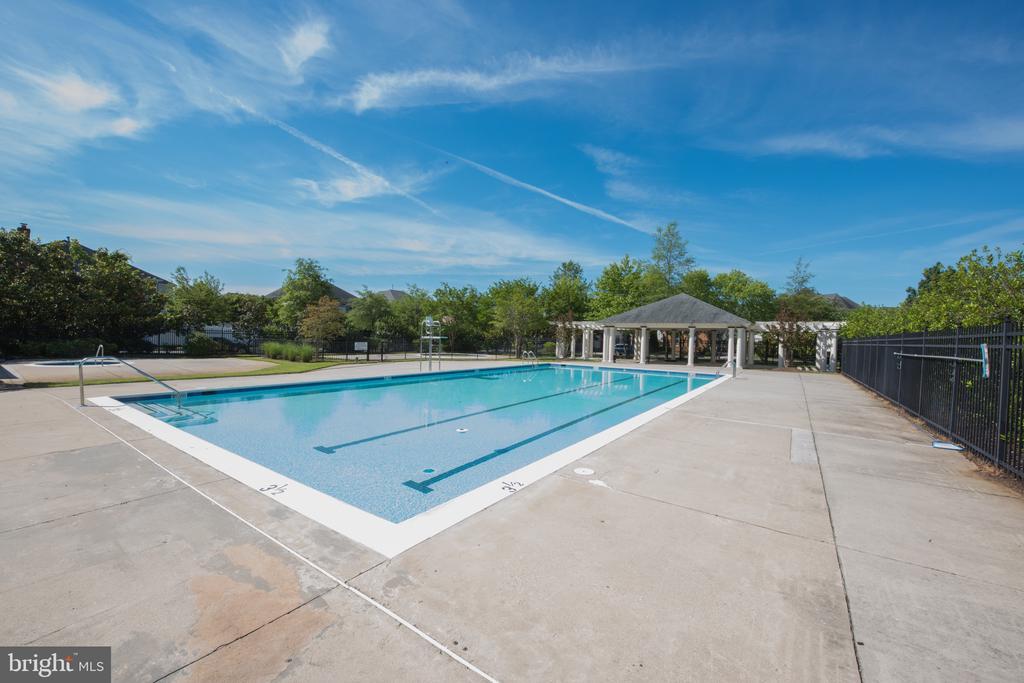 Community Pool/Hot Tub - 717 CRISFIELD WAY, ANNAPOLIS