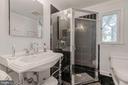 Main Level - Master Bath - 4070 52ND ST NW, WASHINGTON