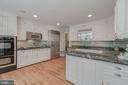 Main Level - Fully Equipped Kitchen - 4070 52ND ST NW, WASHINGTON