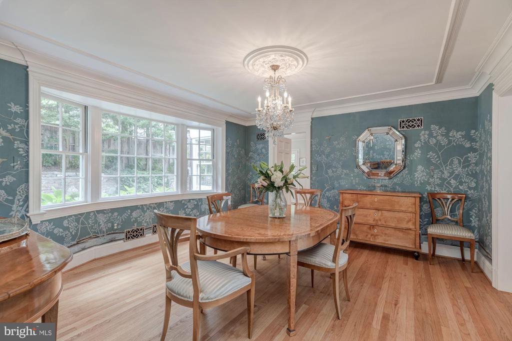 Main Level - Formal Dining Room - 4070 52ND ST NW, WASHINGTON
