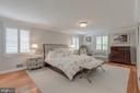 Main Level - Owner's Suite w/ En-Suite Bath & WIC - 4070 52ND ST NW, WASHINGTON