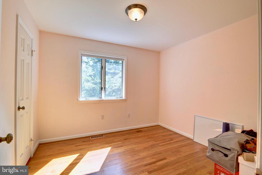 Bedroom #2 - 12729 MYERSVILLE LN, LEESBURG