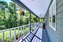 Front Porch Swing - 12729 MYERSVILLE LN, LEESBURG