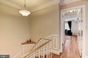 Upper Level Hallway - 11410 STRAND DR #R-112, NORTH BETHESDA