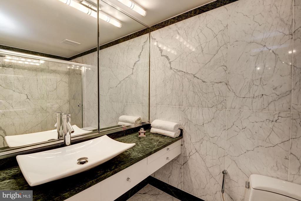 Second Full Bathroom - 11410 STRAND DR #R-112, NORTH BETHESDA