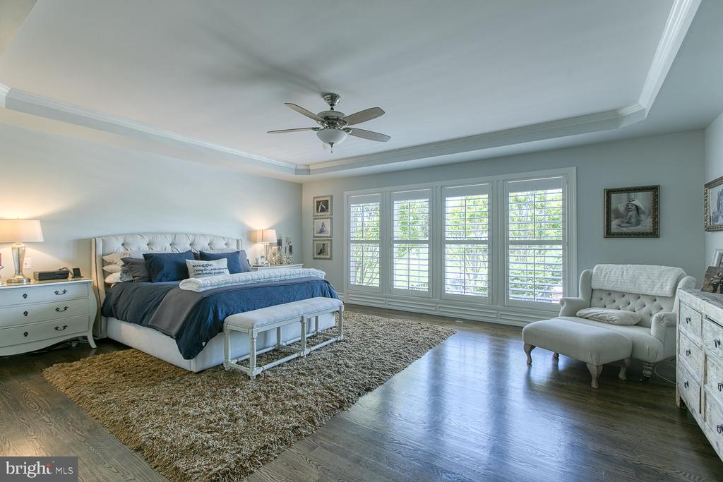 True Main-Level Master Suite - 21079 MILL BRANCH DR, LEESBURG