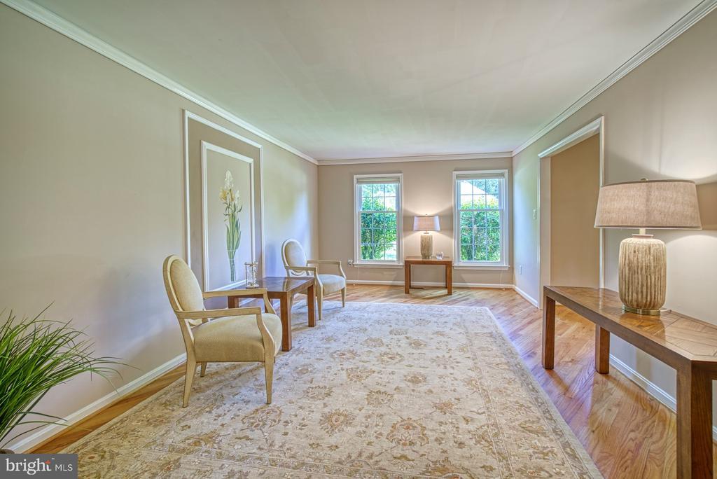 Living Room - 11959 GREY SQUIRREL LN, RESTON