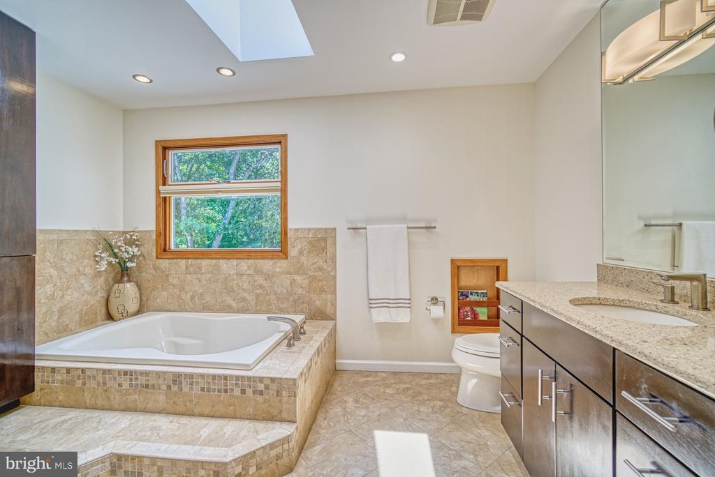 Luxury Master Bathroom - 11959 GREY SQUIRREL LN, RESTON