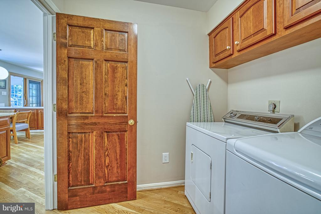 Laundry Room - 11959 GREY SQUIRREL LN, RESTON