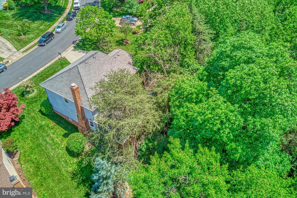 Aerial View - 11959 GREY SQUIRREL LN, RESTON