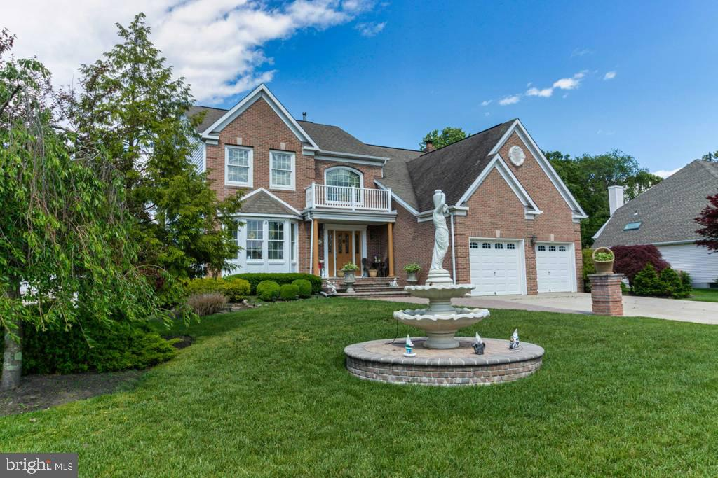 Single Family Homes for Sale at Mount Laurel, New Jersey 08054 United States