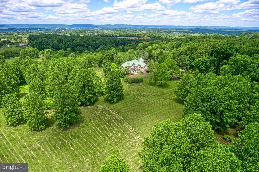 Located on some of Virginia's loveliest terrain - 40310 HURLEY LN, PAEONIAN SPRINGS