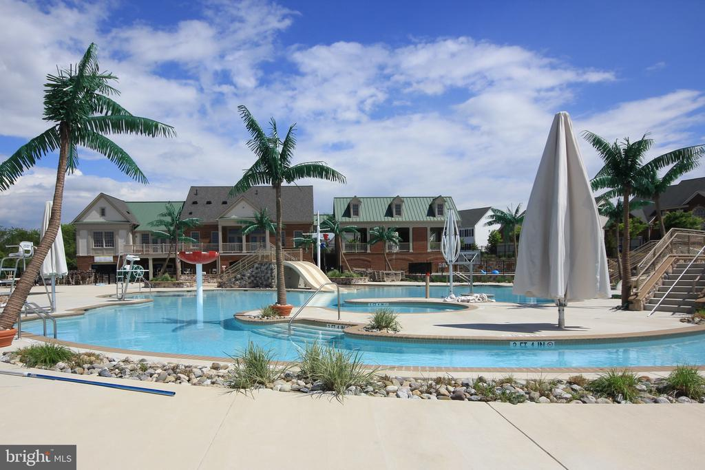 Resort-Style Community Pool and Clubhouse #1 - 8903 AMELUNG ST, FREDERICK