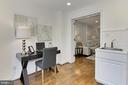 Potential home office - 420 N COLUMBUS ST, ALEXANDRIA