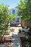 Perfect courtyard for relaxing after a hard day! - 420 N COLUMBUS ST, ALEXANDRIA