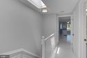Skylight adds nice natural light - 420 N COLUMBUS ST, ALEXANDRIA