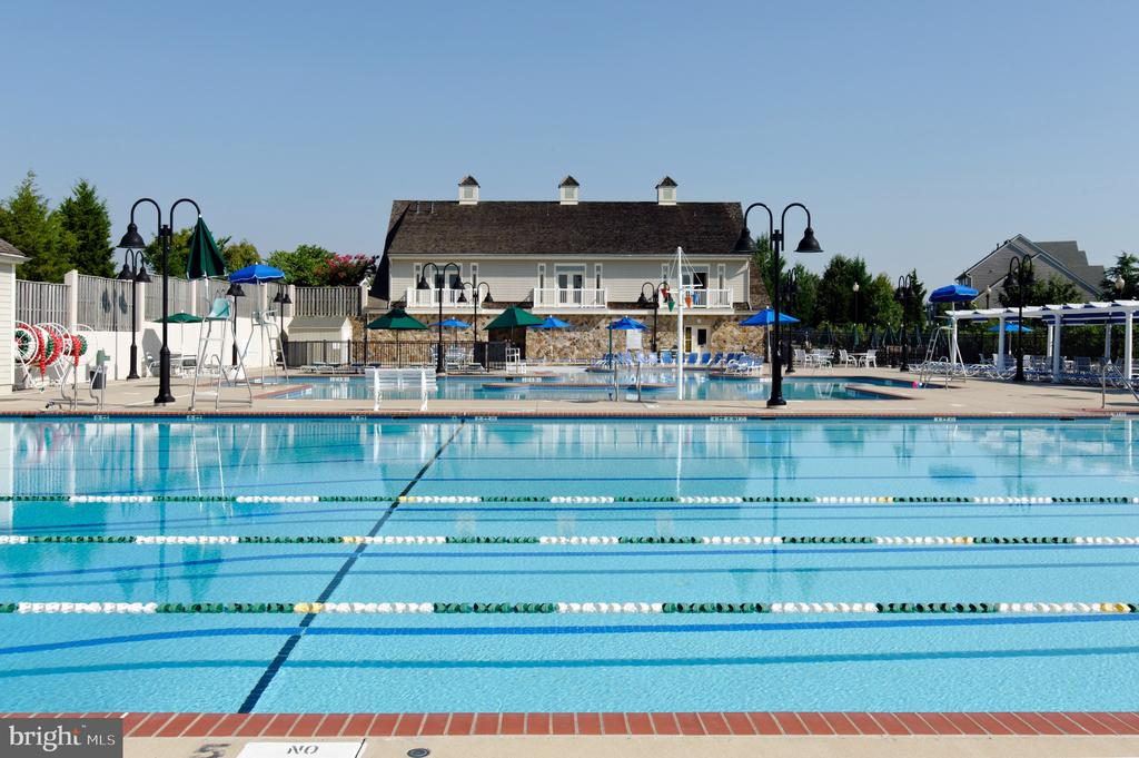 Community Pool and Clubhouse #2 - 8903 AMELUNG ST, FREDERICK