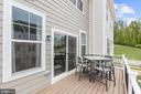 Deck - 1234 MEADOWLARK GLEN RD, DUMFRIES