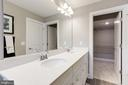 Master Bathroom - 1234 MEADOWLARK GLEN RD, DUMFRIES