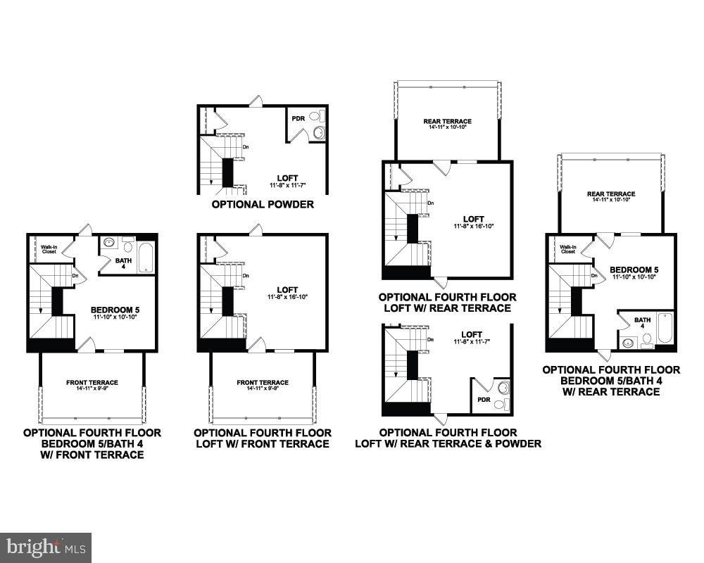 Fourth Floor (Options) - 1234 MEADOWLARK GLEN RD, DUMFRIES