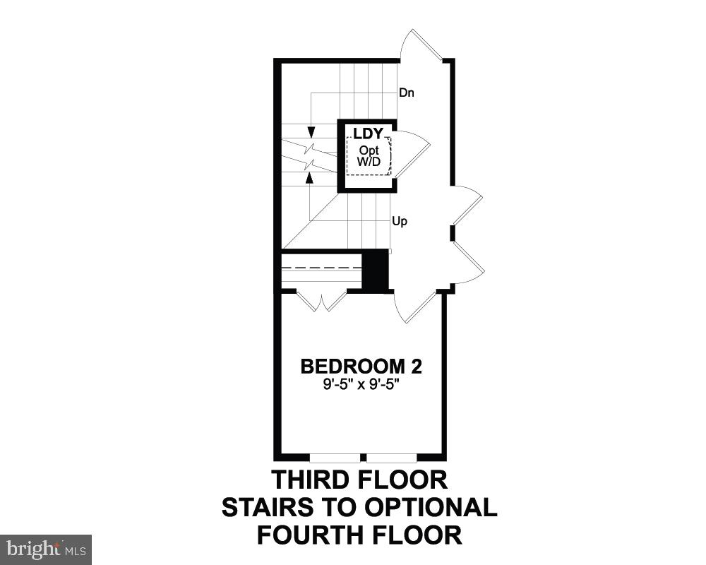 Third Floor (Options) - 1234 MEADOWLARK GLEN RD, DUMFRIES