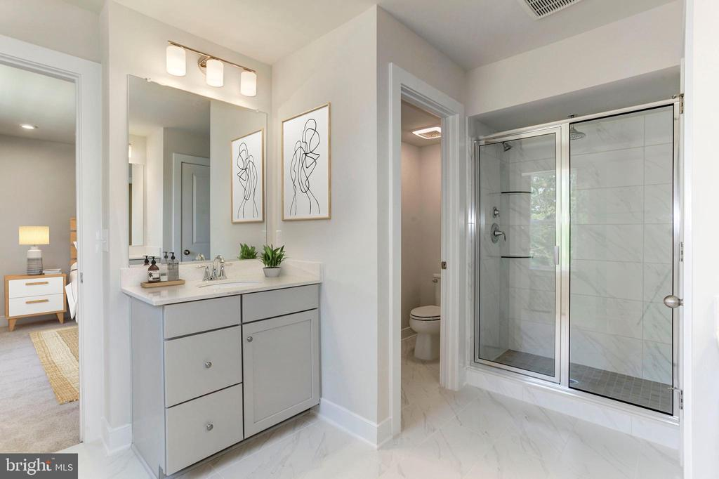 Master Bathroom - 2345 MEADOWLARK GLEN RD, DUMFRIES
