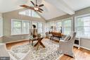 Soaked with natural light - 5696 GAINES ST, BURKE