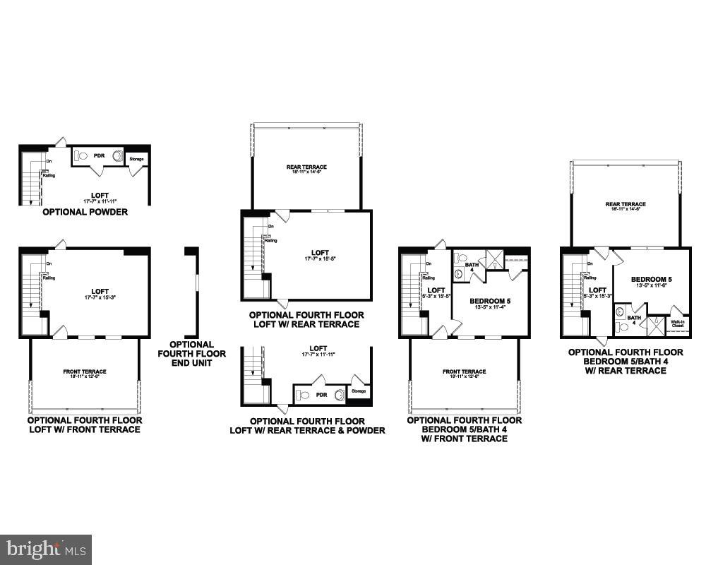 Fourth Floor (Options) - 3456 MEADOWLARK GLEN RD, DUMFRIES