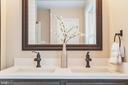 Dual sinks tiled bath/tub combo - 5696 GAINES ST, BURKE