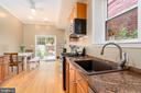 Spacious Kitchen - 1839 9TH ST NW, WASHINGTON