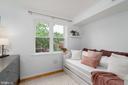 Third Rear Bedroom - 1839 9TH ST NW, WASHINGTON