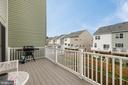 Deck (alt view) - 8472 HEDWIG LN, FREDERICK