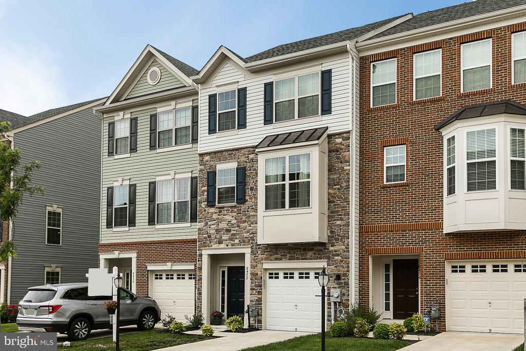 Exterior Front - 8472 HEDWIG LN, FREDERICK