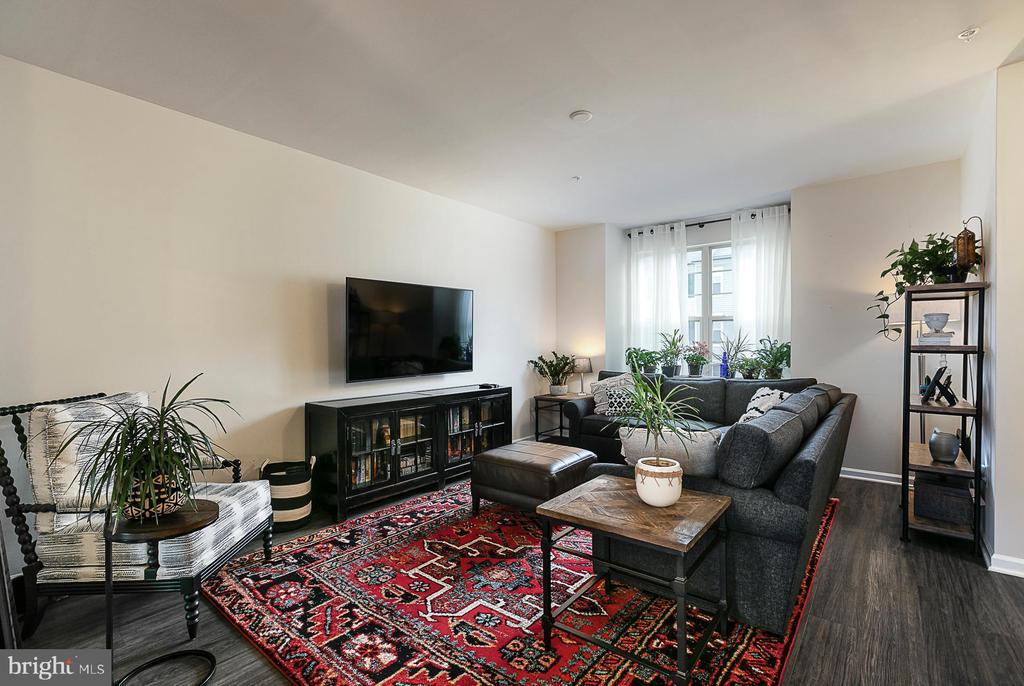 Living Room - 8472 HEDWIG LN, FREDERICK