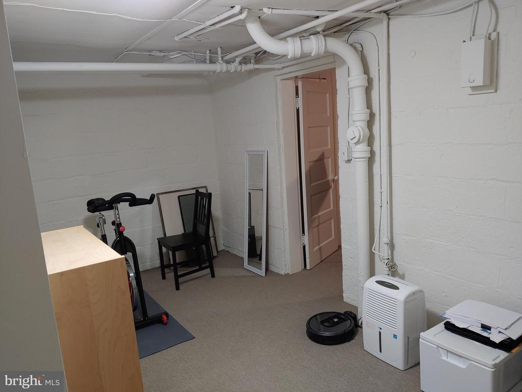 Exercise Room - 3719 W ST NW, WASHINGTON