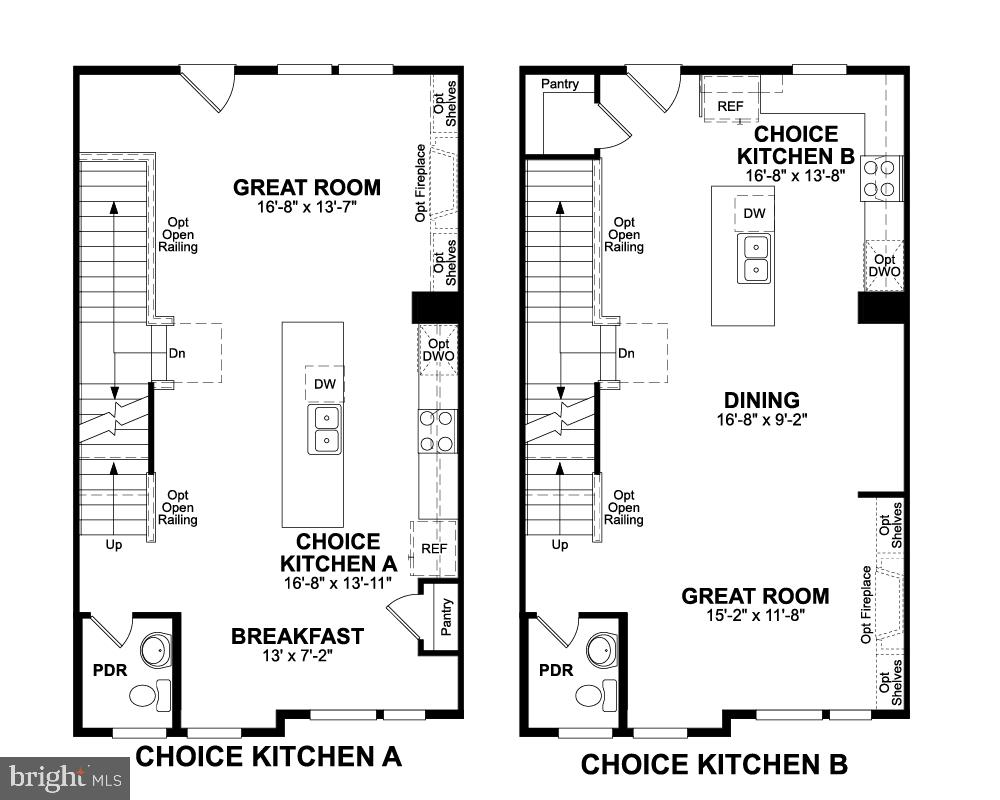 Second Floor (Choices) - 1234 SOUTH TAYLOR ST, ARLINGTON