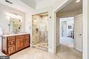 Lovely vanities and large Shower - 37986 KITE LN, LOVETTSVILLE