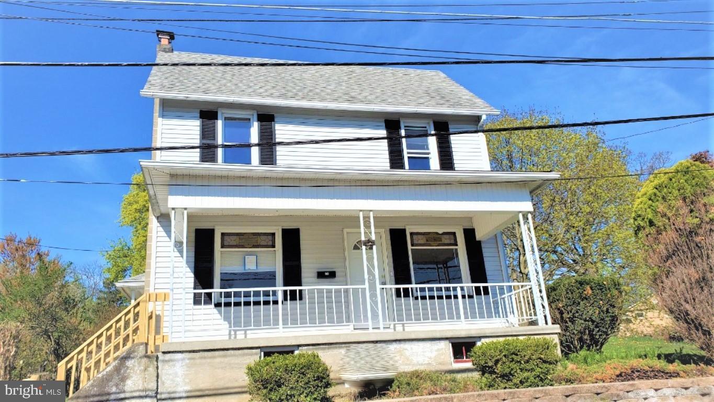 Single Family Homes для того Продажа на Bangor, Пенсильвания 18013 Соединенные Штаты