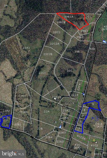 Οικόπεδο για την Πώληση στο Jeffersonton, Βιρτζινια 22724 Ηνωμένες Πολιτείες